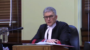 Justice Cameron Macaulay said the agreed sum of $70 million was fair and reasonable.