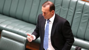 Debatable impact: Prime Minister Tony Abbott has axed thousands of Acts and Regulations of Parliament.