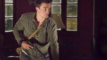 Peter Quinn (Rupert Friend) is back on the scene in <i>Homeland</i> season 3.