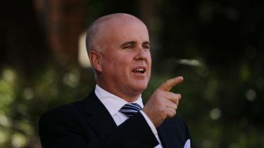 """Yes, there is a capacity problem in some schools"": Adrian Piccoli."