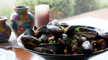 The 13th annual Portarlington Mussel Festival includes  120 food, drink and market stalls, art shows, cooking demonstrations and wine and beer tastings.