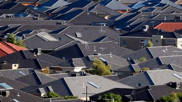The average Australian house might have shrunk but it is still the biggest in the world.