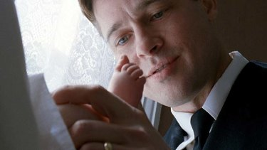 It's supposed to be a wonderful life: Brad Pitt puts in a sterling performance as a stressed father in Terrence Malick's bloated film <i>The Tree of Life</i>.