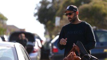 Time out: Adam Goodes has taken indefinite leave from the game.