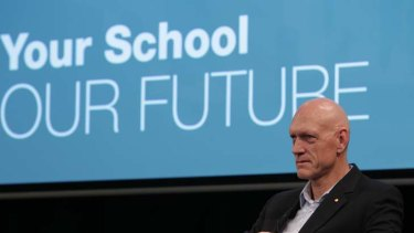 """""""Peter Garrett, is faced with outright hostility from some states to the reform proposals outlined in the Gonski review of funding, as well as deep concern from the independent school sector."""""""