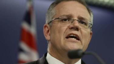 Minister for Immigration and Border Protection Scott Morrison confirms the arrival of 157 asylum seekers in Sydney on Friday.