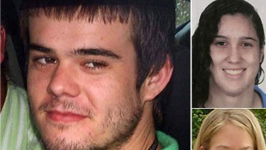 Joran van der Sloot  ... wanted over the killings,  on the same day five days apart, of Stephany Flores  and Natalee Holloway.