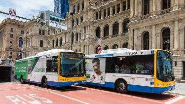 Brisbane has an established rapid transit bus network.