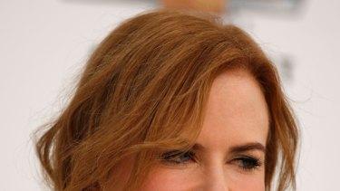 Nicole Kidman ... borrowed a womb.
