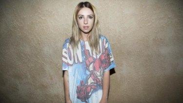 No label please: DJ Alison Wonderland.