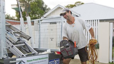 Pampered FIFO workers come back to earth with a bump