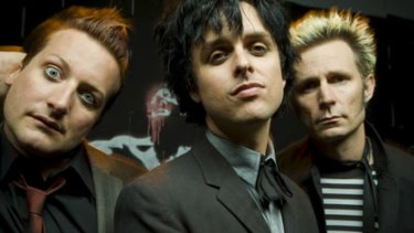 They might not be American Idiots but they do sing about them... Green Day.