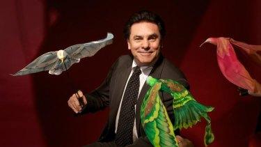 Opera Australia's artistic director Lyndon Terracini.