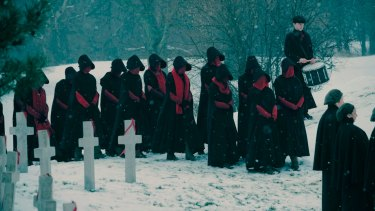 The Handmaid's Tale is based on the Margaret Atwood book of the same name, but the second season diverges a bit.