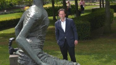 Christie's London Head of Modern Art Andrew Zlattinger is in Melbourne this week to meet Australian collectors.