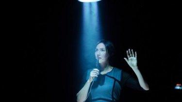 Tamara Saulwick in 'Endings'.