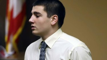 Trent Mays: found guilty of raping a 16-year-old girl.