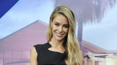 It's cool: Former Miss Universe Jennifer Hawkins says winning the title has been good for her.