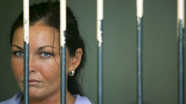 Jailed ... Schapelle Corby.