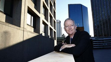 Simplifying the company: FKP chief Geoff Grady.