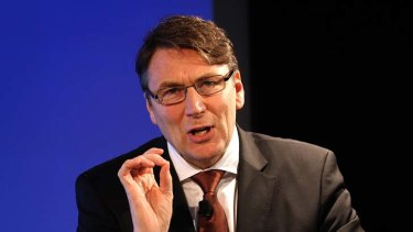 "No more access to ""adult-oriented content"" ... Telstra CEO David Thodey."