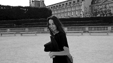 An Australian in Paris: Kym Ellery.