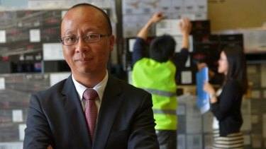 Chinese-born businessman Henry Yang says the government is in effect selling Australia to wealthy buyers.