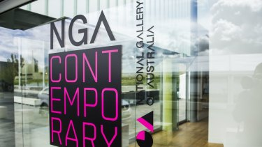 The NGA Contemporary art space will close this weekend after being open for just 18 months.