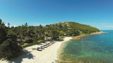 An Aussie tourist drowned while swimming off a Thai beach.