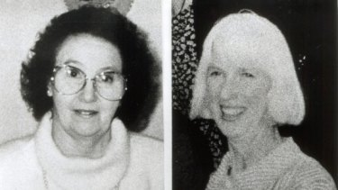 Margaret Penny and Claire Acocks