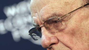 Rupert Murdoch's fight for control of <i>The Wall Street Journal</i> resulted in a bitter battle.