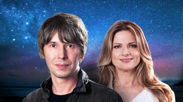 Julia Zemiro and Professor Brian Cox return for another three nights of live stargazing from the Siding Spring Observatory in NSW.