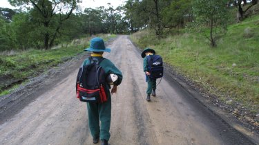 Long road: turning around poor achievement for country students requires creative thinking.