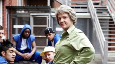 Chris Lilley in <i>Angry Boys</i>.