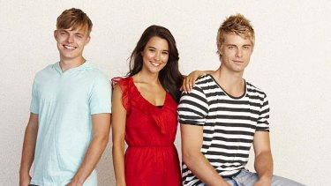 Cast members of <i>Home and Away</i> can thank massive early script changes for the success of the soap.