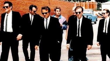 """Melbourne drug dealer Dino Dibra """"watched <i>Reservoir Dogs</I> too many times""""."""