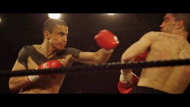 A performance with plenty of punch at the Spanish Film Festival
