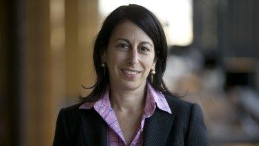 Michelle Jablko, new ANZ CFO.
