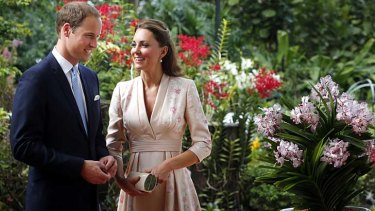 """""""The problem of timing would be resolved if Kate had a first-born son""""."""