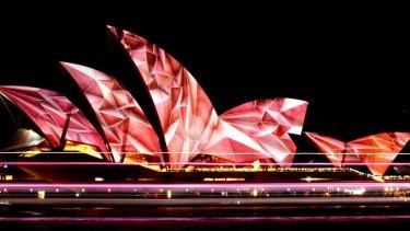 Vivid thrilled Sydney this winter.