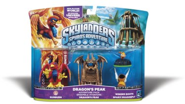 Skylanders figurines have been very difficult to find.