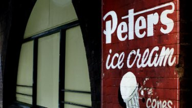 Peters' West Australian ice cream was recently bought out by Nestle.