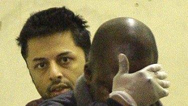 Accused ... Shrien Dewani.