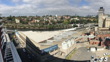 Heritage authorities have refused developer Caydon a permit to demolish buildings on Richmond's Nylex site to make way for 1000 apartments.