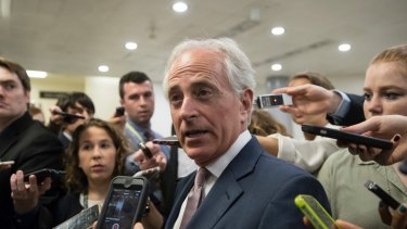 Senate Foreign Relations Committee Chairman Senator Bob Corker said he fears Trump is putting the world on course to World War Three.