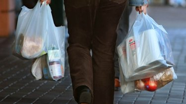 Single-use plastic bags are on the way out.