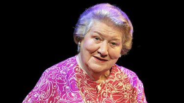 Patricia Routledge: A finely articulated monologue.