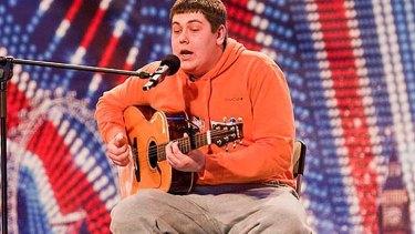 YouTube sensation ... Michael Collings.