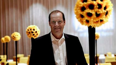 Tour of duty: Christian Prudhomme in Sydney.