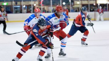 Perth Thunder are AIHL title contenders in just their third year in existence.
